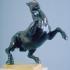 Rearing Horse / Da Vinci Horse image