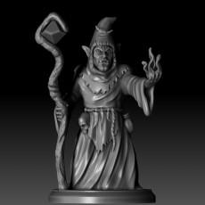Goblin Shaman miniature