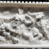 Panel from the Pergamon Altar's East Frieze (Athena Group) print image