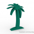 Palm Tree Meeple Token image
