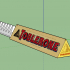 Toblerone model image