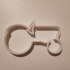 Porsche trector Cookie cutter image