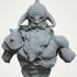 barbarian warrior bust image