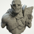 orc warrior bust image
