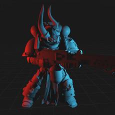 Maelstrom Void Commando