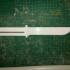 The mandalorian knife image