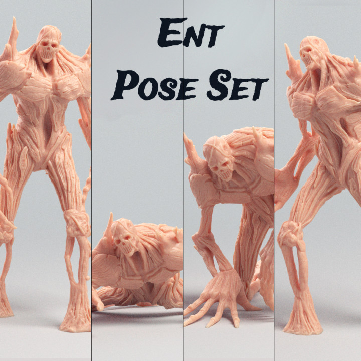 Ent Special - Pose Set