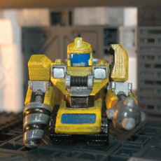 Picture of print of BattleRoller - D0Z3-R