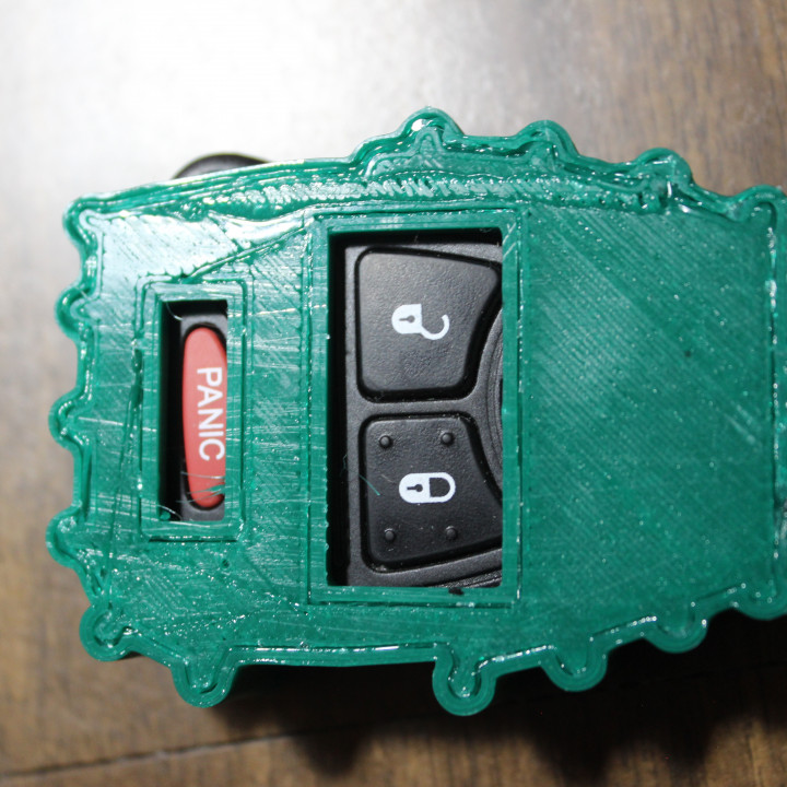 Dodge / Ram key fob cover