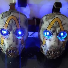 Picture of print of Borderlands 3 Psycho Mask