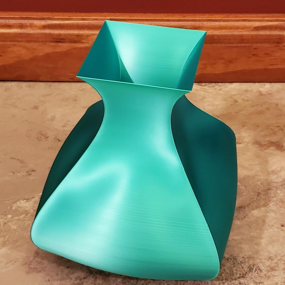 1000x1000 mika3d pla silk emerald greentapered square