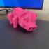 Articulated Piggy print image