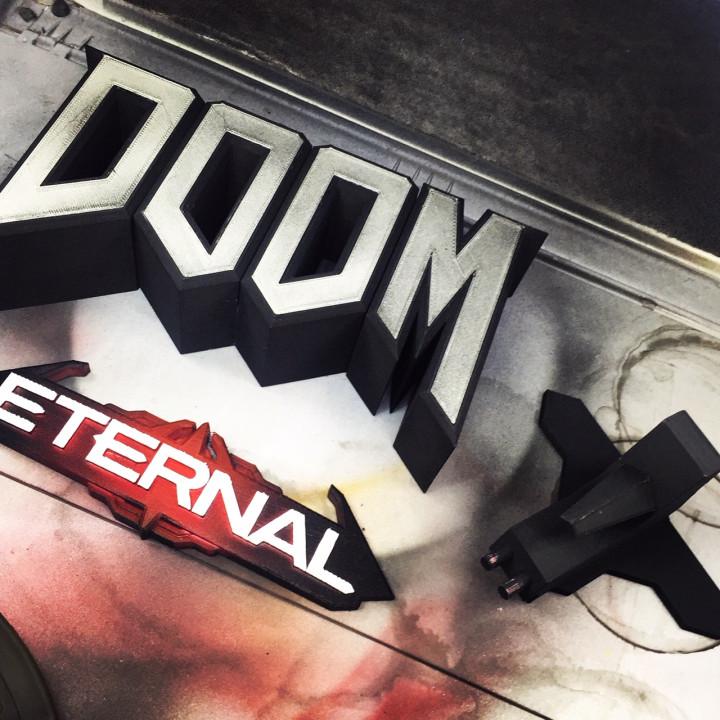 Doom Eternal Logo