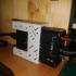 USB Hub Flat Charger Table / Wall Mount image