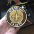New Orleans Saints Drink Coaster image