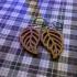 Leaf Earring image