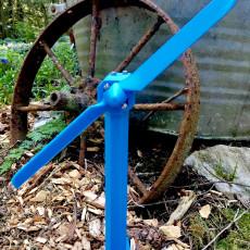 Breeze (A Compact Wind Turbine)