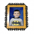 """""""Batman"""" Themed Picture Frame image"""