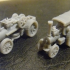 1:200 WWI Tanks and Vehicles Pack 2 image