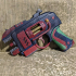 ultimatum pistol from the outer worlds image