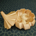 Low Poly Garlic Container image