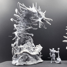 Remorhaz-Worm/centipede monster (huge size)