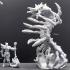 Remorhaz-Worm/centipede monster (large size) image