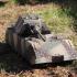 Panzer VIII Maus Hull 1/16 Model image