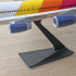 Slot Together Model Aircraft Stand image