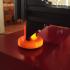 Leg for 3d printer Flsun cube image