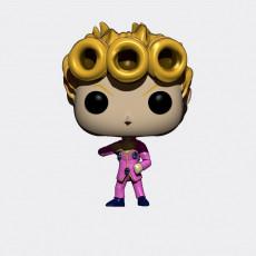 giorno Funko POP style figure