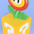 Super Mario Fire or Ice Flower with Switch card storage image
