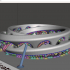 Interlocked Mobius Band image