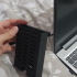 HDD holder for PC or TV image