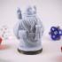 Dwarven Wizard/Sorcerer Miniature image