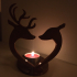 Reindeer Candle Holder image