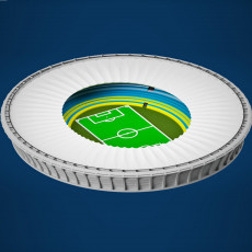 Estadio do Maracana - Maracana Stadium