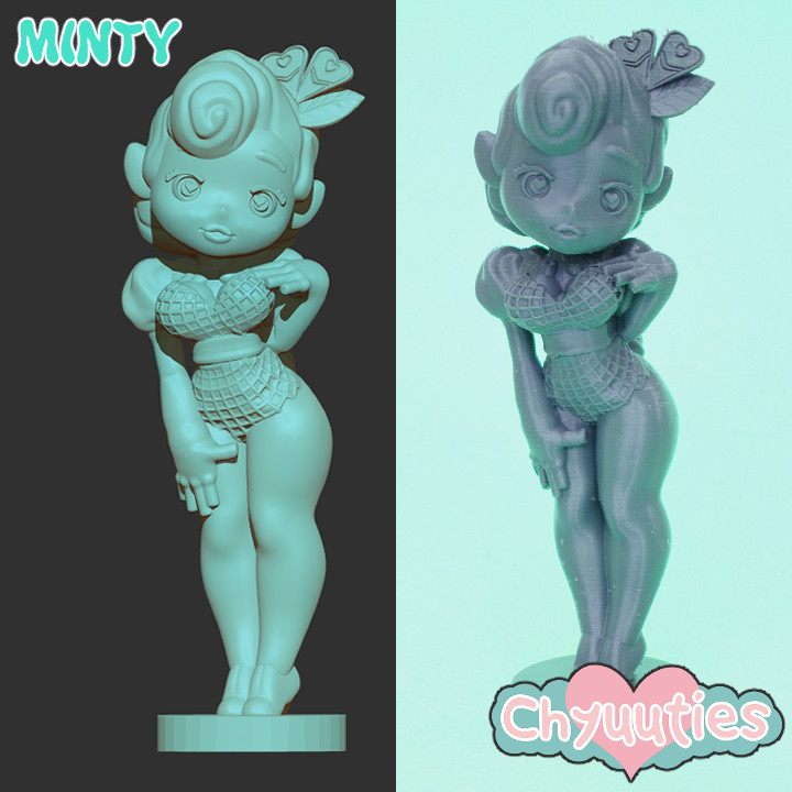 Chyuuties: Minty