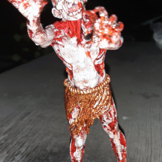 Picture of print of 9 ZOMBIES