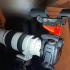 Lightning shoe mount for red spot viewer image