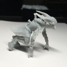Picture of print of DEMON 1