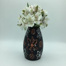 Sketch Flower Vase