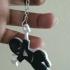 Ninja KeyRing - Earphone wrap image