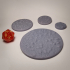 Bug Hive Bases - 25mm, 35mm, 50mm and 75mm Bases image