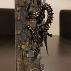 Picture of print of Alien - Xenomorph Tree support remix
