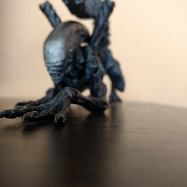 Alien - Xenomorph Tree support remix