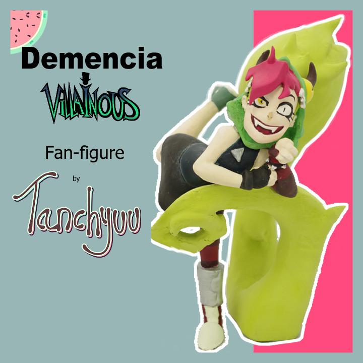 Demenica (Villainous) Fanfigure