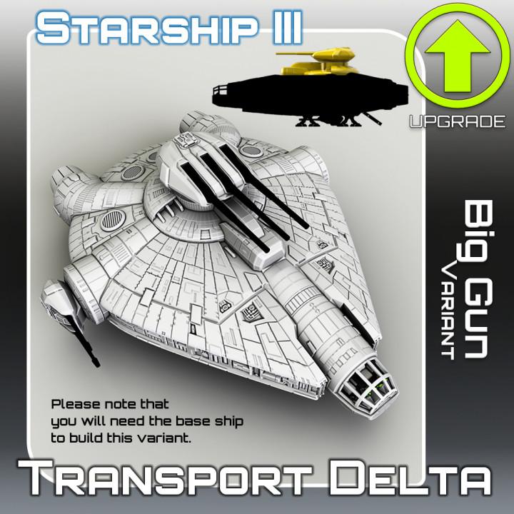 Transport Delta Big Gun Variant