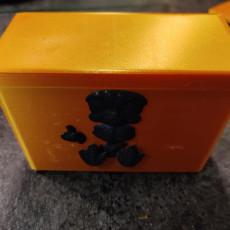 Baby Yoda box