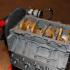 Chevy Camaro LS3 V8 Engine - Scale Working Model image